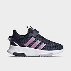 Girls' Little Kids' adidas Essentials Racer TR 2.0 Casual Shoes