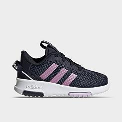 Girls' Toddler adidas Essentials Racer 2.0 Casual Shoes
