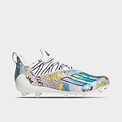 Men's adidas Adizero 11.0 Turbo Fuel Football Cleats