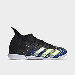Big Kids' adidas Predator Freak .3 Indoor Soccer Shoes