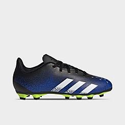 Big Kids' adidas Predator .4 Flexible Ground Soccer Cleats