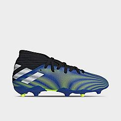 Little Kids' adidas Nemeziz .3 Firm Ground Soccer Cleats
