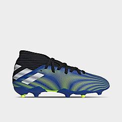 Big Kids' adidas Nemeziz .3 Firm Ground Soccer Cleats