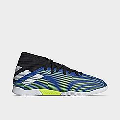 Big Kids' adidas Nemeziz .3 Indoor Soccer Shoes