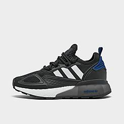 Big Kids' adidas Originals ZX 2K BOOST Casual Shoes