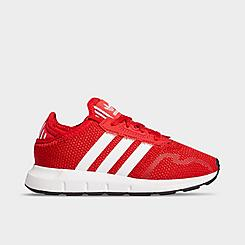 Little Kids' adidas Originals Swift Run X Casual Shoes