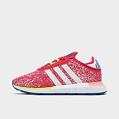 Girls' Little Kids' adidas Originals Swift Run X Casual Shoes