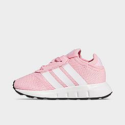 Girls' Toddler adidas Originals Swift Run X Casual Shoes