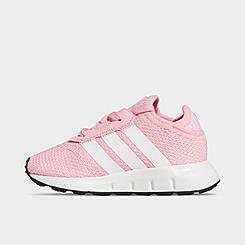 Girls' Toddler adidas Originals Swift Run X Casual Shoes