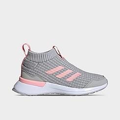 Girls' Little Kids' adidas RapidaRun LL Running Shoes