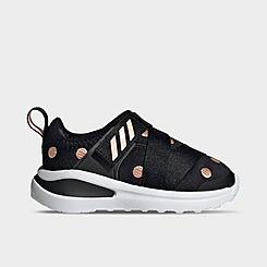 Girls' Toddler adidas FortaRun X SUMMER.RDY Running Shoes