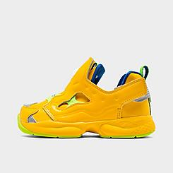 Kids' Toddler Reebok x Minions Instapump Fury Casual Shoes