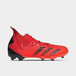 adidas Predator Freak.3 Firm Ground Soccer Cleats
