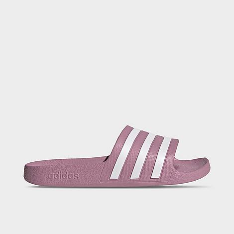 Adidas Originals ADIDAS WOMEN'S ORIGINALS ADILETTE AQUA SLIDE SANDALS