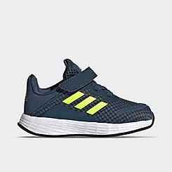 Kids' Toddler adidas Duramo SL Hook-and-Loop Running Shoes