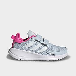 Girls' Little Kids' adidas Tensor Hook-and-Loop Casual Athletic Shoes
