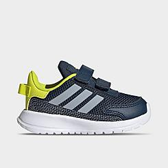 Boys' Toddler adidas Tensor Hook-and-Loop Casual Shoes