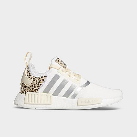 Adidas Originals ADIDAS WOMEN'S ORIGINALS NMD R1 ANIMAL PRINT CASUAL SHOES