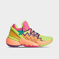Big Kids' adidas D.O.N. Issue #2 Basketball Shoes