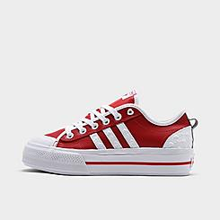Women's adidas Originals Nizza Platform Casual Shoes