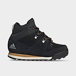 Big Kids' adidas Terrex Climawarm Snowpitch Winter Shoes