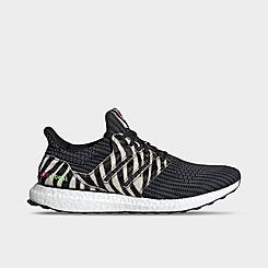 adidas UltraBOOST DNA Zebra Running Shoes