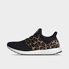 Women's adidas UltraBOOST DNA Leopard Running Shoes