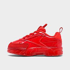 Girls' Toddler Reebok Cardi B Club C Casual Shoes