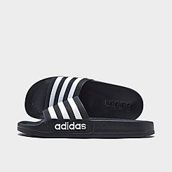 Boys' Little Kids' adidas Adilette Shower Slide Sandals