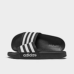 Boys' Little Kids' adidas Spiderman Adilette Shower Slide Sandals