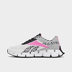 Girls' Big Kids' Reebok Zig Dynamica 2.0 Running Shoes