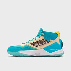 Big Kids' New Balance Kawhi Basketball Shoes