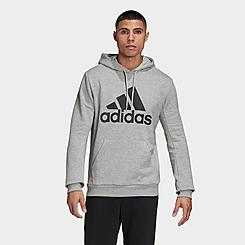 Men's adidas Badge of Sport French Terry Hoodie