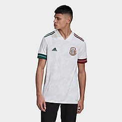 Men's adidas Mexico Away Soccer Jersey