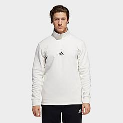 Men's adidas Team Issue Half-Zip Sweatshirt
