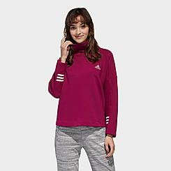 Women's adidas Essentials Comfort Funnel Neck Sweatshirt