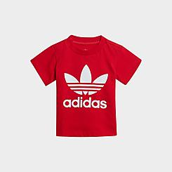 Kids' Infant and Toddler adidas Originals Trefoil T-Shirt