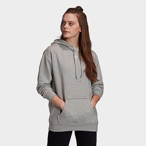 Adidas Originals ADIDAS WOMEN'S ORIGINALS ESSENTIALS TREFOIL HOODIE