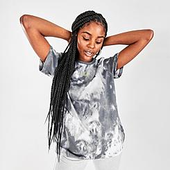 Women's adidas Originals Tie-Dye Boyfriend T-Shirt