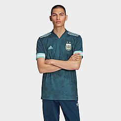 Men's adidas Argentina Away Soccer Jersey
