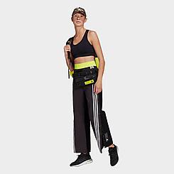 Women's adidas Sportswear Aeroknit Snap Pants