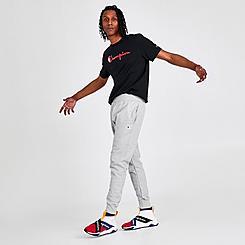 Men's Champion Reverse Weave Small Logo Jogger Pants