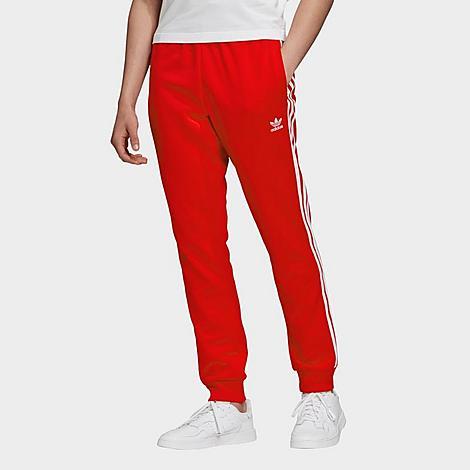 Adidas Originals ADIDAS MEN'S CLASSICS ADICOLOR PRIMEBLUE SST TRACK PANTS