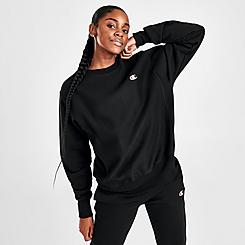 Women's Champion Reverse Weave Crewneck Sweatshirt