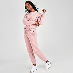Women's Champion Reverse Weave Small Logo Jogger Sweatpants