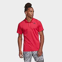 Men's adidas FreeLift HEAT.RDY Polo Shirt