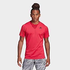 Men's adidas FreeLift Solid Tennis HEAT.RDY T-Shirt