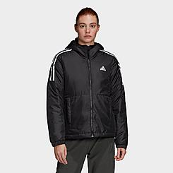 Women's adidas Essentials Insulated Hooded Jacket