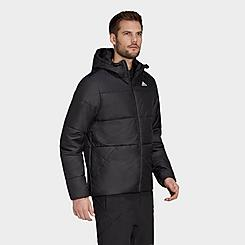 Men's adidas BSC Insulated Hooded Jacket