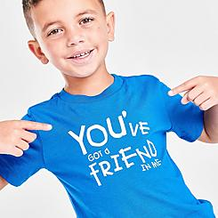 Boys' adidas You Have A Friend In Me Toy Story Basketball T-Shirt